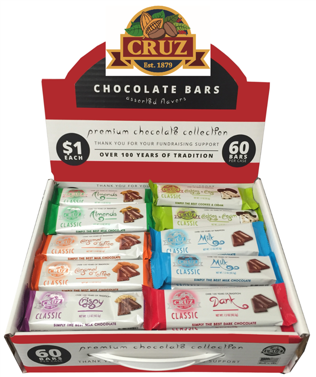 Cruz Chocolate Fundraiser