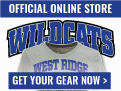 West Ridge Spirit Wear on sale NOW!  Online only!