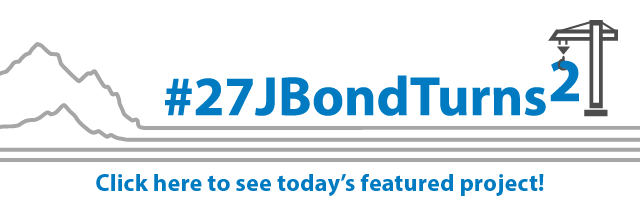 Bond 2nd Anniversary. Click to see featured project.
