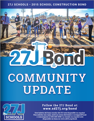 27J Bond Community Update - English Issue