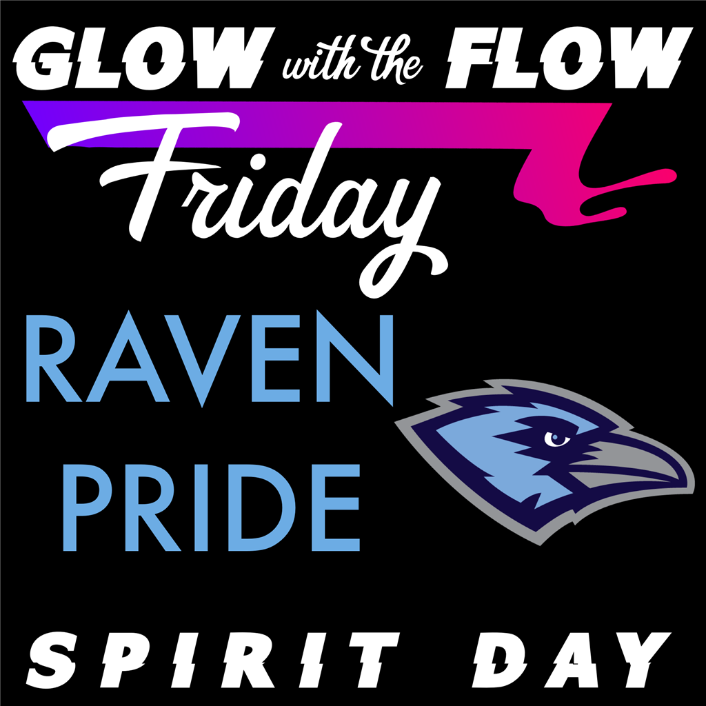 Friday Spirit Day - Raven Pride