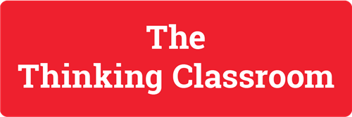 The Thinking Classroom lays the groundwork for skills development and helps students reach 2039