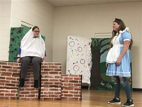 Alice in Wonderland at OTMS on March 8 & 9