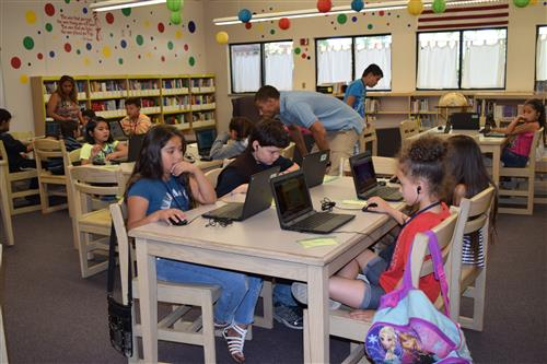190 Elementary students attend summer school classes