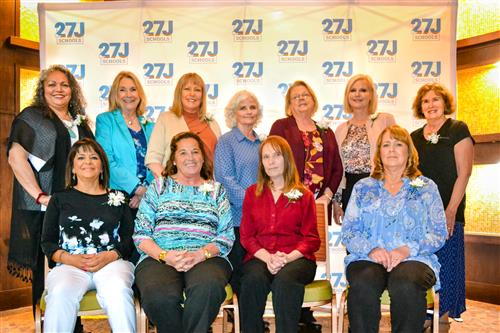 2019 retirees from 27J