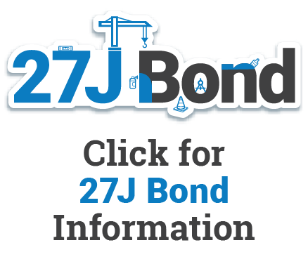 27J bond click for information