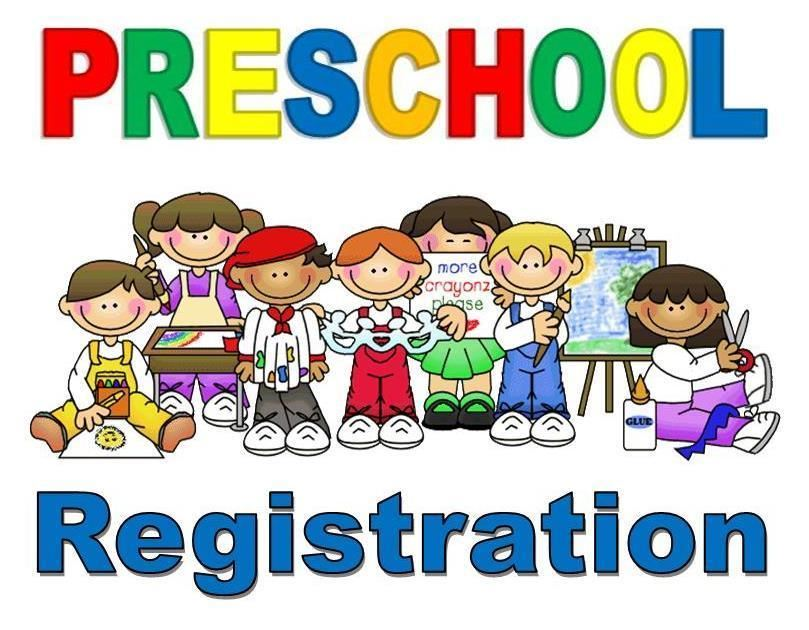 Applications for preschool are now being accepted!