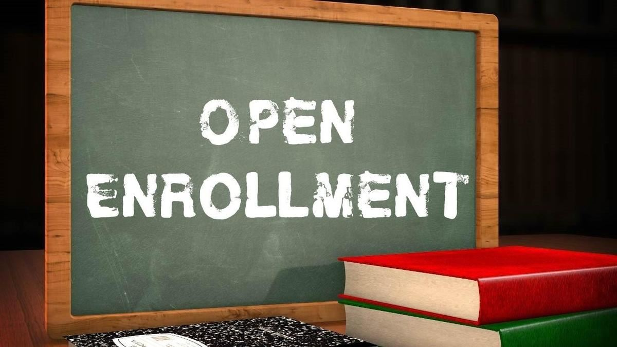 Open Enrollment is now Available!
