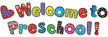 Image result for welcome to preschools