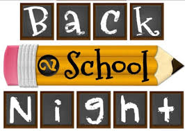 19/20 Back To School Night