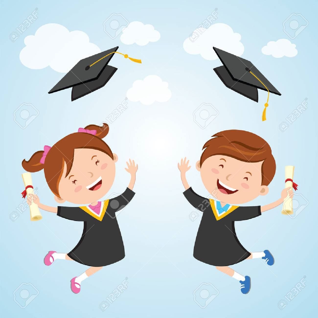 Kindergarten Graduation: Thursday, May 23 @ 8:30am