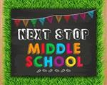 5th Grade Continuation: Thursday, May 23 @ 5:30 pm