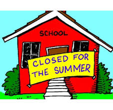 Office Closed For Summer Break 6/4/19-7/23/19