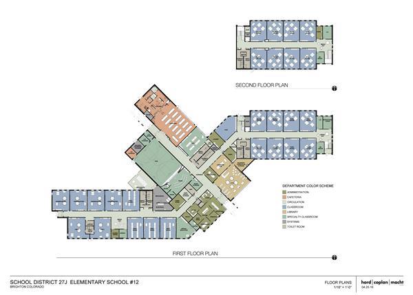 2015 bond reunion elementary school for Interior design lesson plans for high school